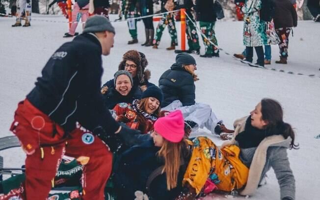 Finlandeses são o povo mais feliz do mundo, segundo relatório das Nações Unidas