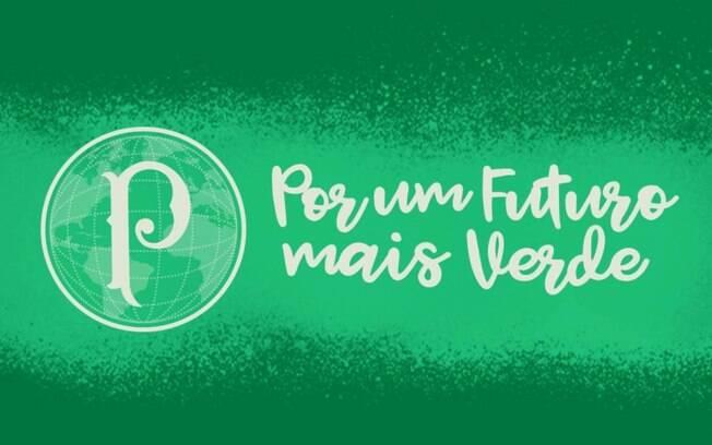 Palmeiras abre Instagram para campanha