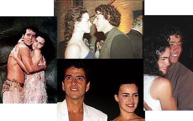 Em 1998, Marcos Palmeira namorou com Ana Paula Arosio. O romance durou um ano e meio, chegando ao fim sem motivos claro e surpreendendo a todos