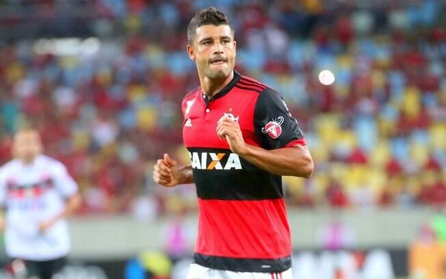 Ederson, jogador do Flamengo