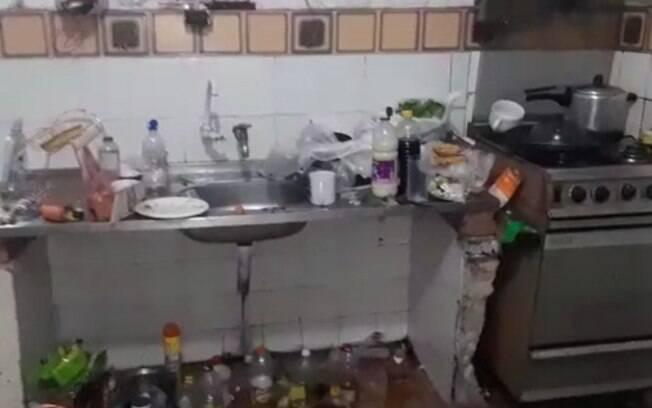 Homem é preso por agressão e maus-tratos a própria mãe em Campinas