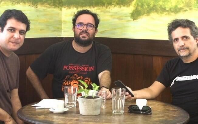 Kleber Mendonça Filho e Juliano Dornelles falam de filme