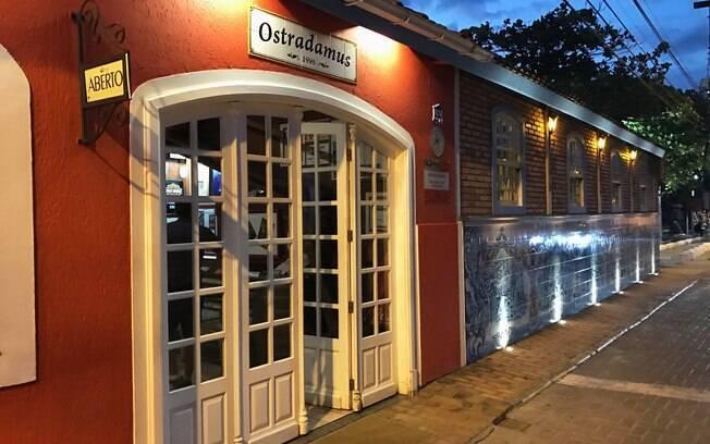 Restaurante Ostradamos é uma referência mundial no preparo de ostras