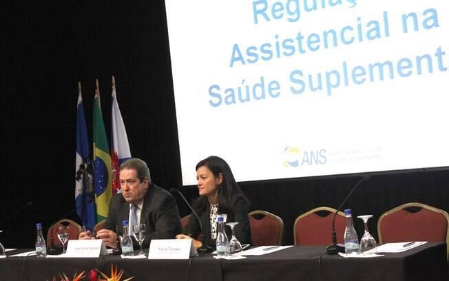 José Carlos de Souza Abrahão, diretor-presidente da Agência Nacional de Saúde Suplementar