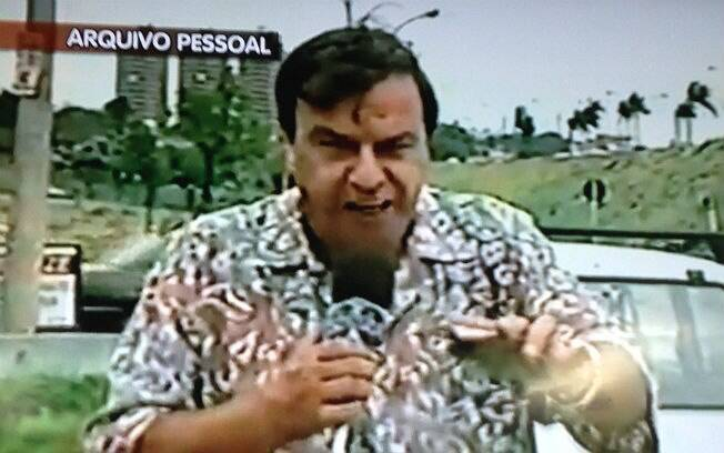 Gil Gomes começou sua carreira no jornalismo com apenas 18 anos