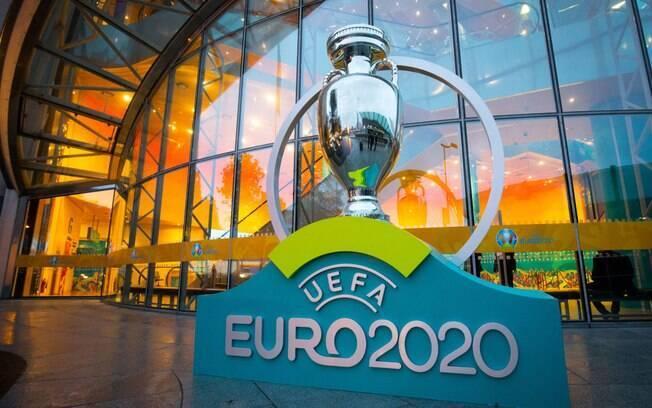 Euro 2020 foi adiada