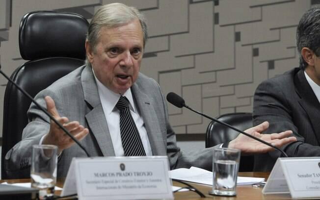 Senador Tasso Jereissati (PSDB-CE) é o relator da reforma da Previdência na CCJ do Senado