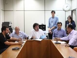 Comissão de Participação Popular se reúne na Câmara Municipal de Belo Horizonte após sete meses
