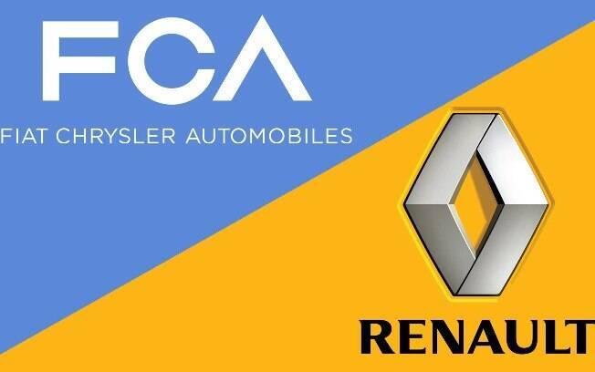 União entre FCA e Renault daria cobertura completa de mercado, com um vasto porfólio
