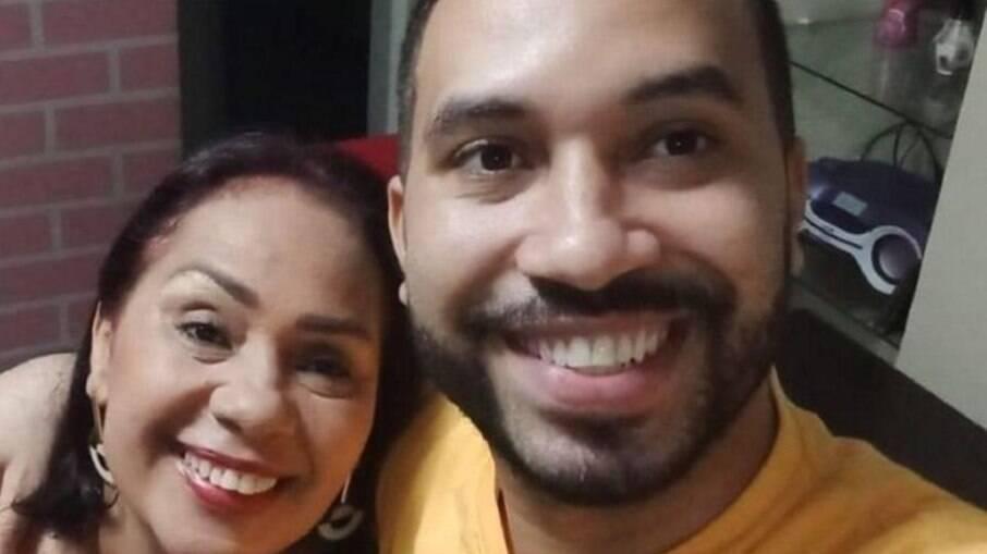Jacira, mãe de Gilberto do