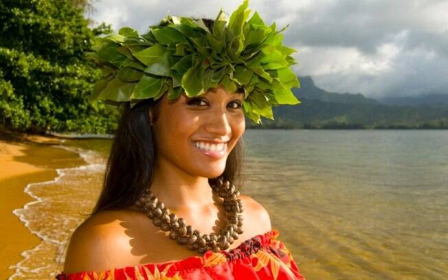 Entre no clima havaiano e desfrute toda beleza local