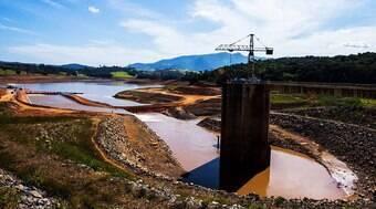 Escassez hídrica no Sudeste e Centro-Oeste é a pior da história