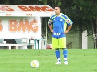 Veteranos aterrorizam e Palmeiras só empata jogo-treino - Futebol - iG 3f9b124936d12