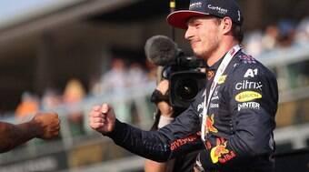 Max Verstappen se nega a dar entrevistas para série da Netflix