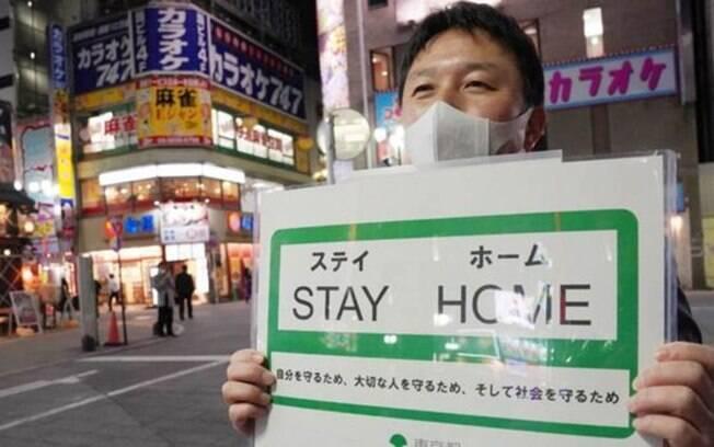 Japão tem baixa mortalidade da Covid-19 mesmo com poucos testes e sem lockdown