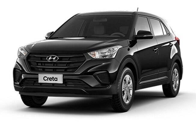 Hyundai Creta Attitude poderia oferecer controle de estabilidade, presente em muitos de seus rivais