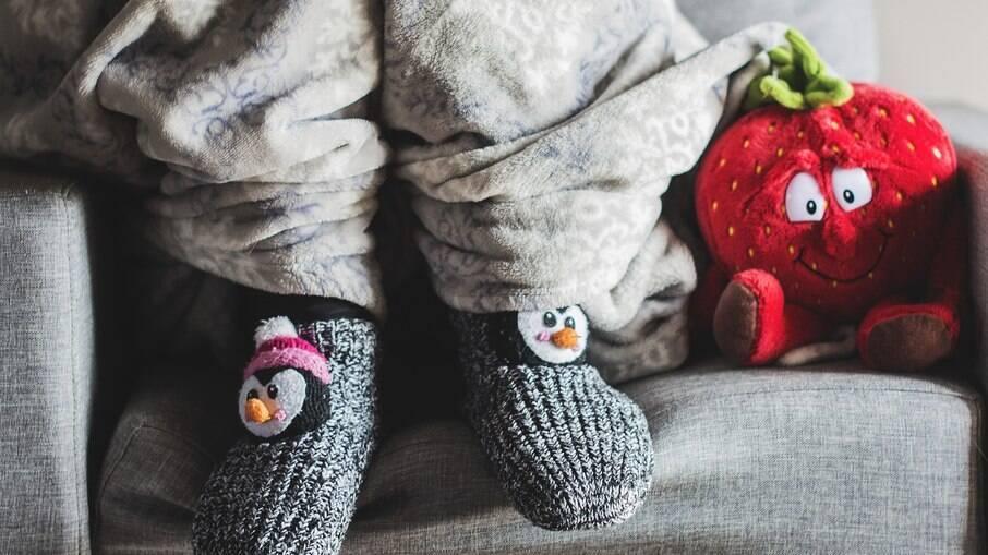 Manter-se aquecido é fundamental para não baixar a imunidade