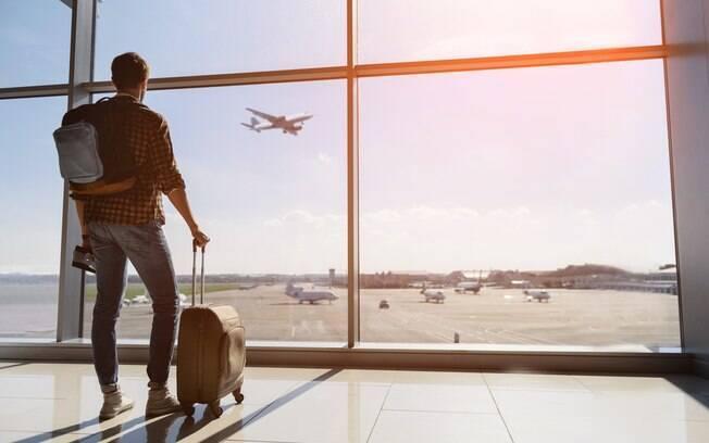 Levantamento do Viajala traz os preços das passagens aéreas de ida e volta para cinco destinos internacionais