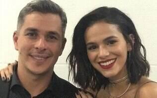 Ivan Moré faz brincadeira com Bruna Marquezine e Neymar curte no Instagram