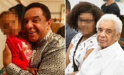 Suposto pai biológico da filha de Agnaldo Timóteo reaparece