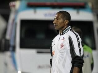 Auxiliar de Ricardo Gomes fala dos três meses vividos à frente do Vasco  após AVC do amigo 907e0e5f8bf2e
