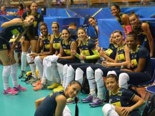Equipe treina na cidade italiana de Trieste, sede das partidas brasileiras na primeira fase
