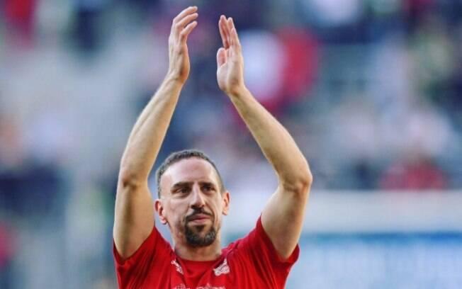 Seguindo Robben, Ribéry também deixará o Bayern de Munique ao fim da temporada