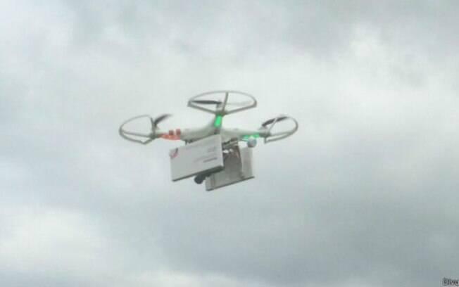 Drone entregou pílulas abortivas para mulheres na Polônia, onde a prática é proibida