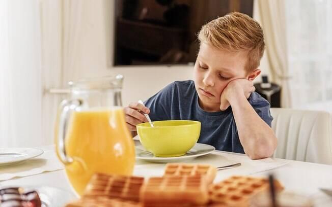 A fome oculta não está associada à quantidade de comida consumida e sim à qualidade do alimento