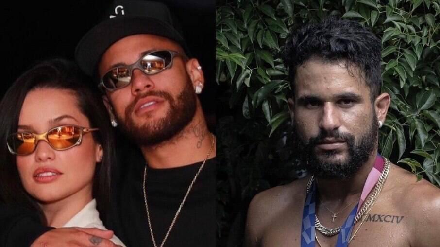 Ítalo Ferreira responde Neymar após mensagem para Juliette