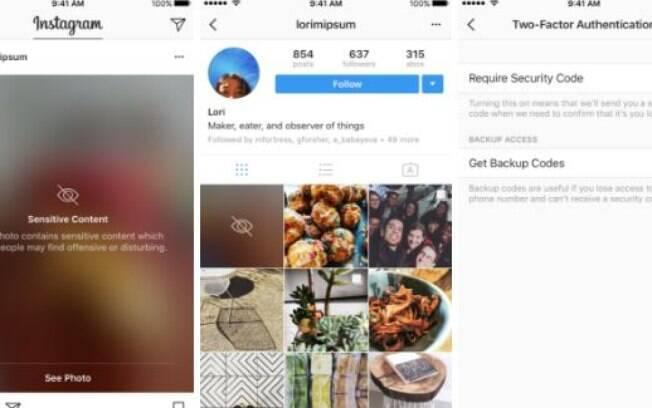 Instagram vai borrar imagens consideradas sensíveis e fora do padrão das políticas de uso