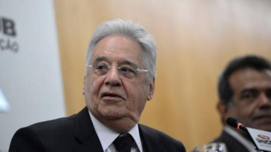 Ex-presidente da República Fernando Henrique Cardoso (PSDB)