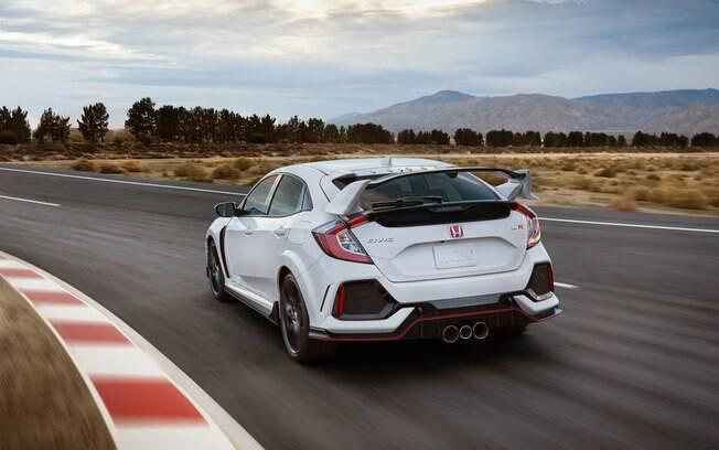 O Civic sempre teve algumas das melhores versões entre os carros da Honda, mas nada supera o modelo Type-R