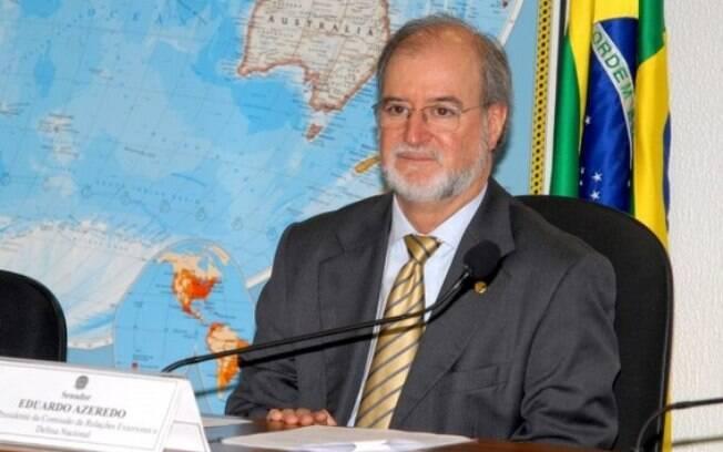 Ex-governador Eduardo Azeredo