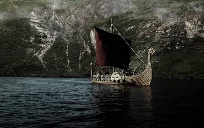 Se você é fã de série e admira os cenários de gravação, já sabe para onde ir para se tornar um viking