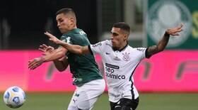 Palmeiras sai na frente, mas Corinthians busca empate no Allianz