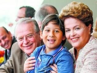 Expointer. No discurso, Dilma disse que vai manter os créditos subsidiados para a agricultura brasileira