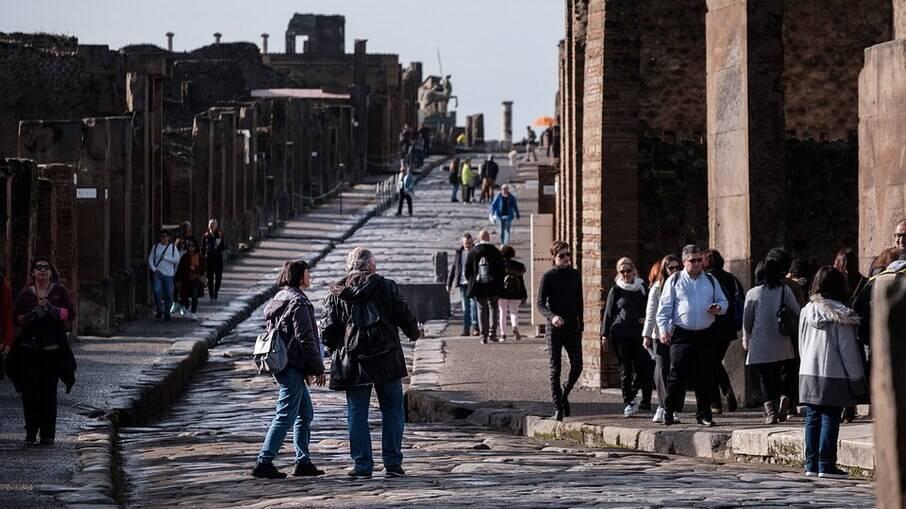 Turistas devem seguir algumas regras ao visitar a cidade