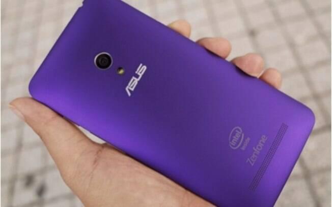 O ZenFone 5, da Asus: estratégia de marketing que fez sucesso será mantida e expandida