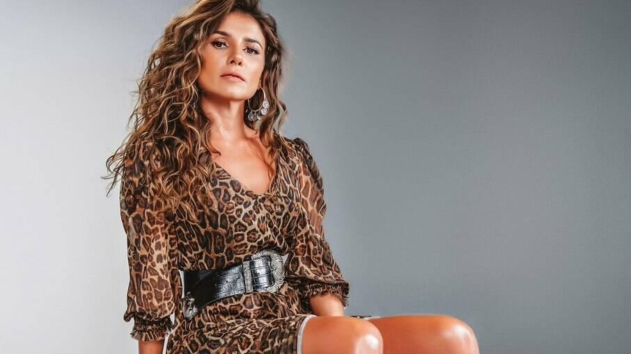 Paula Fernandes faz dueto com Marcus Menna na música 'Amor em Excesso'