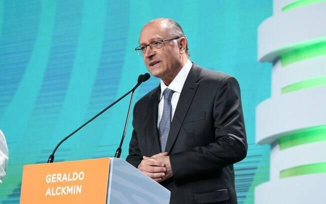 Ex-governador Geraldo Alckmin: em qualquer proposta de reforma tributária, São Paulo sairá perdendo