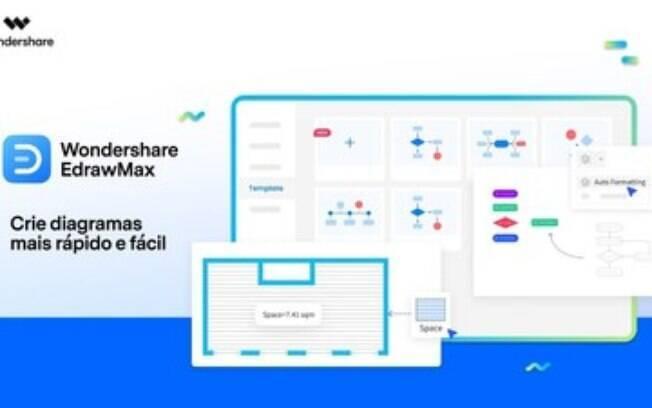 A Wondershare Lançou o EdrawMax 11.0 para Melhorar a Experiência de Esquematização de Indivíduos e Equipes