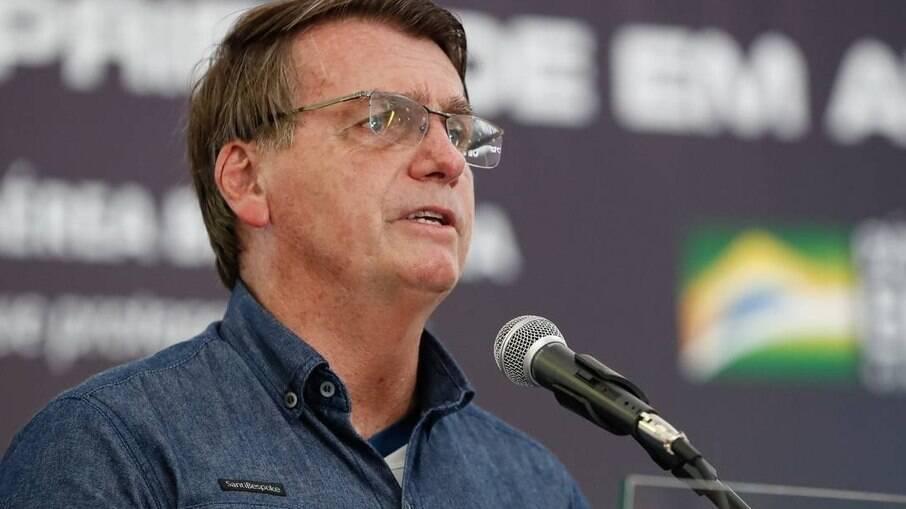 Jair Bolsonaro defendeu indicação de Silva e Luna para a presidência da Petrobras