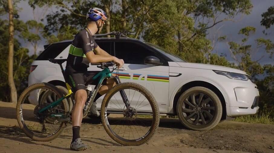 Discovery Sport na série especial Henrique Avancini tem apenas 50 unidades produzidas