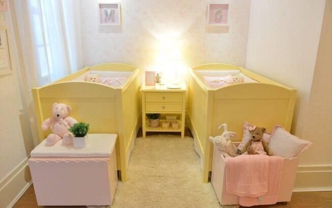 Decore o quarto de gêmeos sem mistério  Decoração  iG
