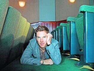 Talento. Benedict Cumberbatch tem colecionado elogios por seus papéis