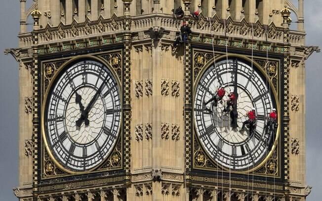 Big Ben deixará de marcar as horas por quatro anos a partir de 21 de agosto, devido a obras de manutenção