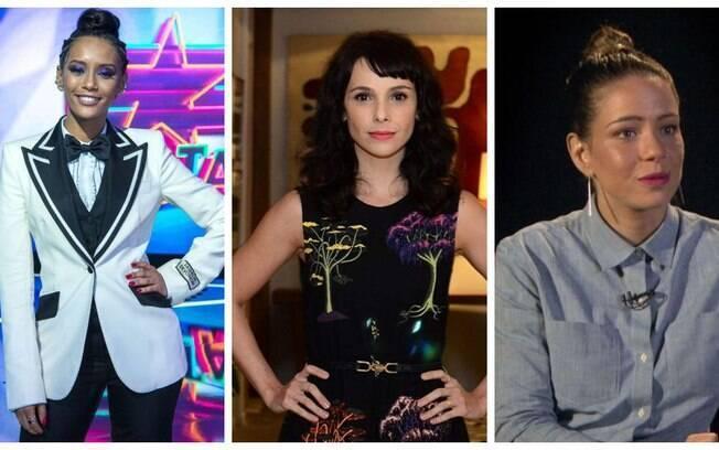 Débora Falabella, Leandra Leal e Taís Araújo são protagonistas da nova série da Globo