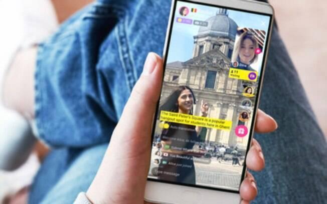 Ablo permite que os usuários explorem o mundo pelos olhos dos moradores locais
