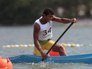 Atual bicampeão mundial de canoagem, Isaquias Queiroz é um dos atletas que treinará em Lagoa Santa
